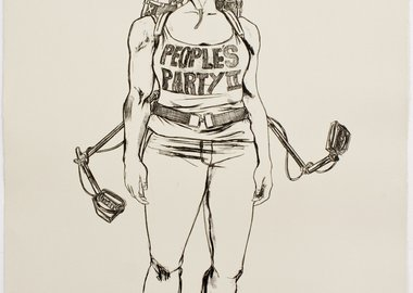Robert Pruitt - People's Party II