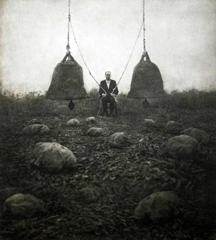 Robert and Shana ParkeHarrison, The Waiting, 2000