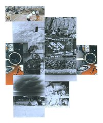 Untitled, by Robert Rauschenberg