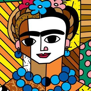 Romero Britto | Artist Bio and Art for Sale | Artspace