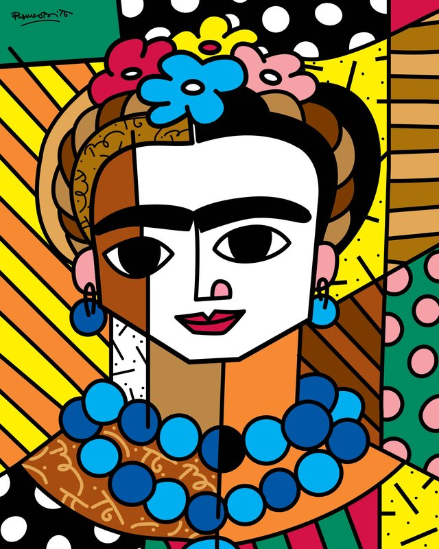 Romero Britto | Artist Bio and Art for Sale | Artspace