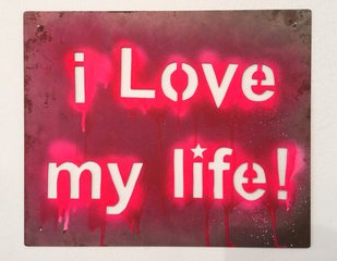 I Love My Life, by Rona Yefman