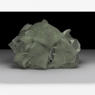Cabbage Head (Energy Sponge), From the series Animistics art for sale