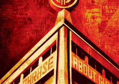 Shepard Fairey - Glass Houses