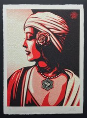 Untitled, by Shepard Fairey