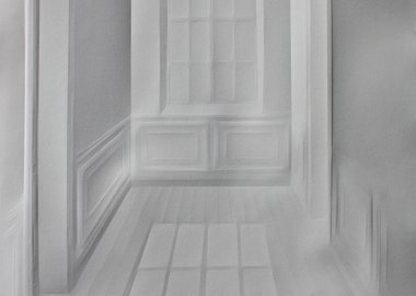 Simon Schubert - Untitled (Light in Hall 5)