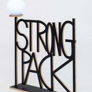 Strong Pack art for sale