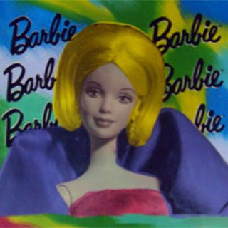 Barbie, by Steve Kaufman