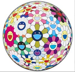 The Breadth of the Human Heart, by Takashi Murakami