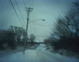 Selections From A Survey - Khrystyna's World, #10103, by Todd Hido