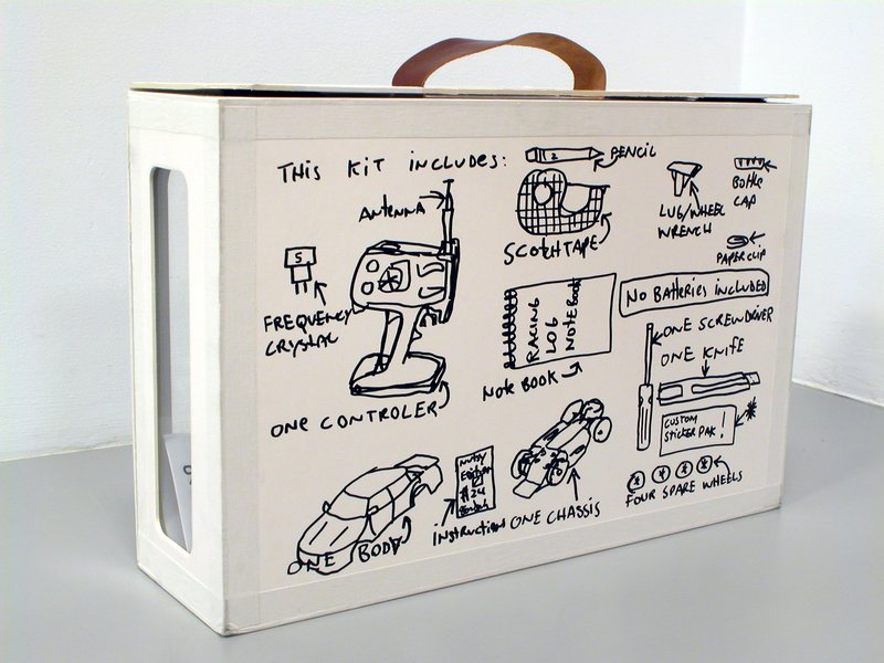 Tom Sachs, Deluxe Racing Set -