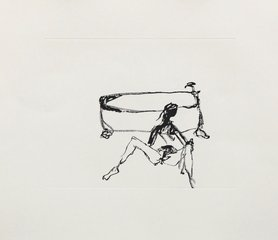 Dark Womb, by Tracey Emin