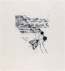 Moth, by Tracey Emin