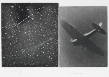 Vija Celmins - Concentric Bearings B