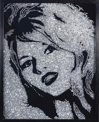 Bridgette Bardot, by Vik Muniz