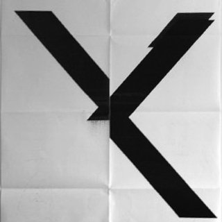 Wade Guyton - Untitled (X Poster), Photograph