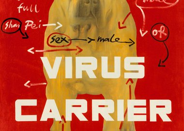 Wang Guangyi - Virus Carrier