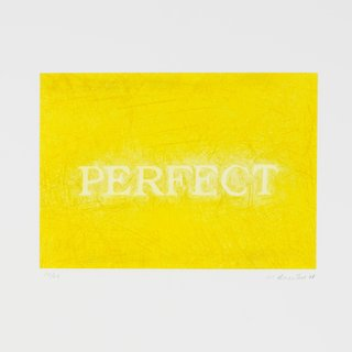 Perfect (yellow) art for sale