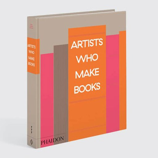 Collect Artists Who Make Books