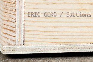 ERIC GERO / Editions art gallery