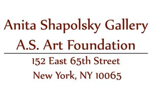 Anita Shapolsky art gallery