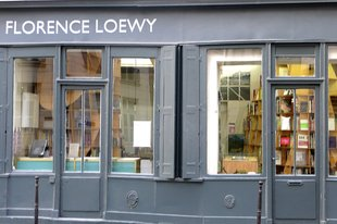Galerie Florence Loewy art gallery