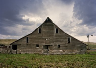 Andrew Moore - Cash Meier Barn, Shadbolt Ranch, Cherry County, NE