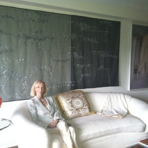 For the Park Avenue Apartment, With Art Advisor Linda Silverman