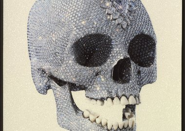 Damien Hirst - For the Love of God