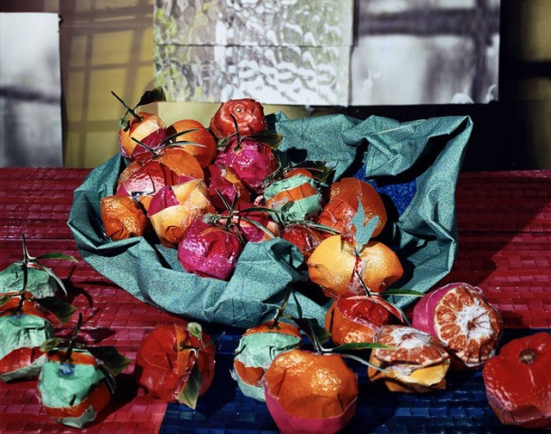 "Daniel Gordon, Clementines from ""Still Lifes, Portraits and Parts"""