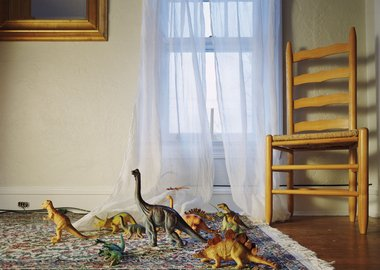 Doug DuBois - My Sister's Bedroom, 2004