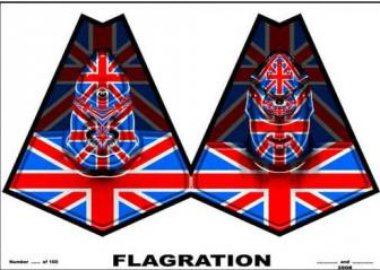 Gilbert & George - Flagration