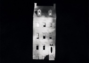 James Casebere - Row House