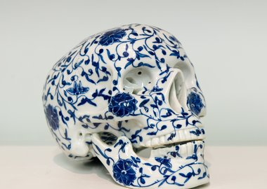 Yang Jiechang - The Skull