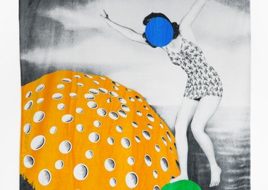 John Baldessari - Beach Towel