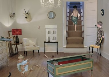 Julie Blackmon - Camouflage