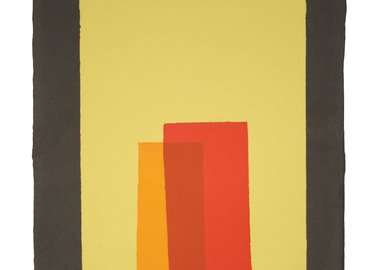 Kate Shepherd - Color Trope Black, Lemon Yellow, Reds, Orange