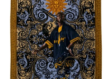Kehinde Wiley - Beach Towel