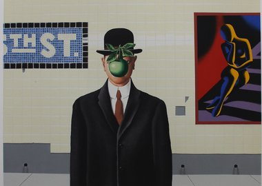 Mark Kostabi - Going Places