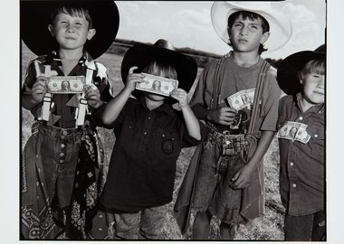 Mary Ellen Mark - Young Bull Riders