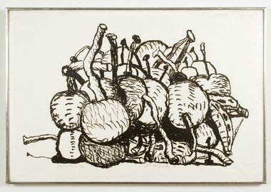 Philip Guston - Summer