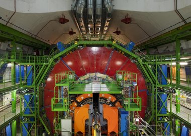 Todd Eberle - C.M.S. (Compact Muon Solenoid) Detector Large Hadron Collider Experiment, CERN