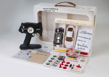 Tom Sachs - Deluxe Racing Set