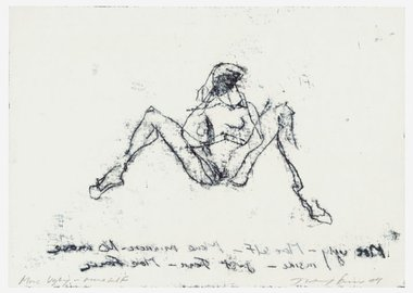 Tracey Emin - More Ugly-More Self