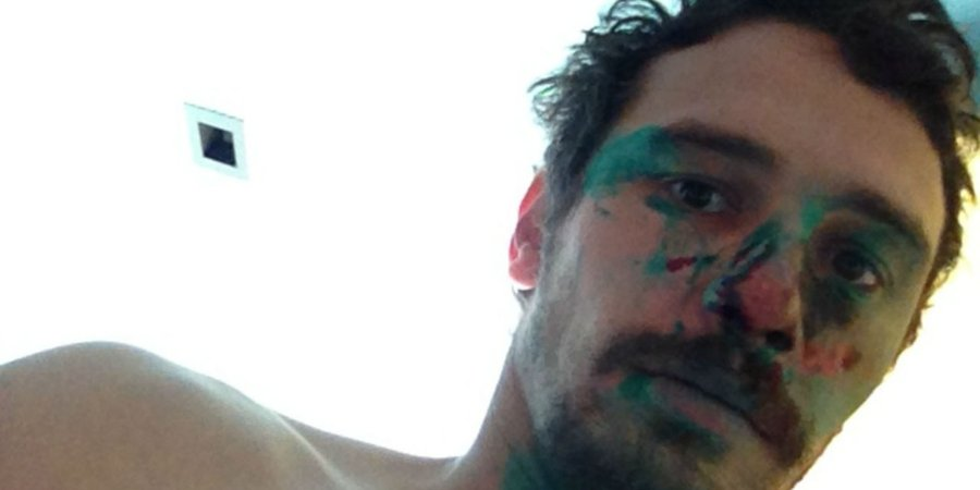 Just What Is James Franco Doing in the Art World, Anyway?