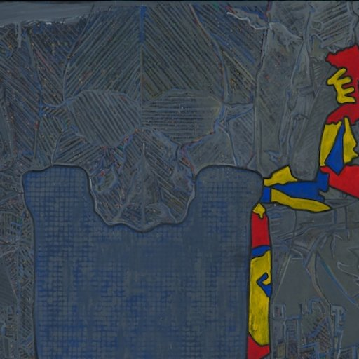 "Understanding Jasper Johns's ""Regrets"" at MoMA"