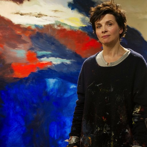 Behind Juliette Binoche's Unusual Fusion of Cinema and Art