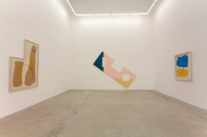 Installation view at Ratio 3, San Francisco, 2013