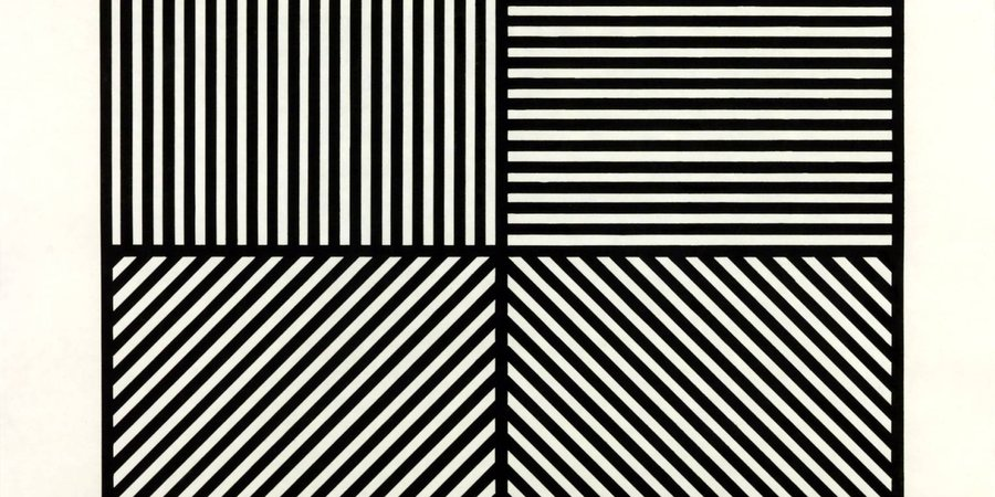 The ABCs of Sol LeWitt's Art