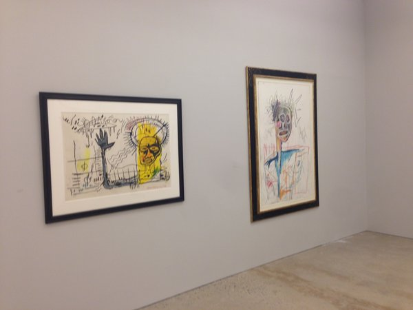 Basquiat Schiele And Twombly Walk Into A Bar An Interview With